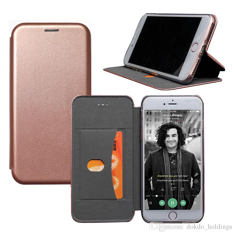 DOKDO Luxury Wallet Flip PU Leather Phone Cover For Apple XR XS Max 6 6S 7 Plus Backcover nice Shell for iphone 8 Case