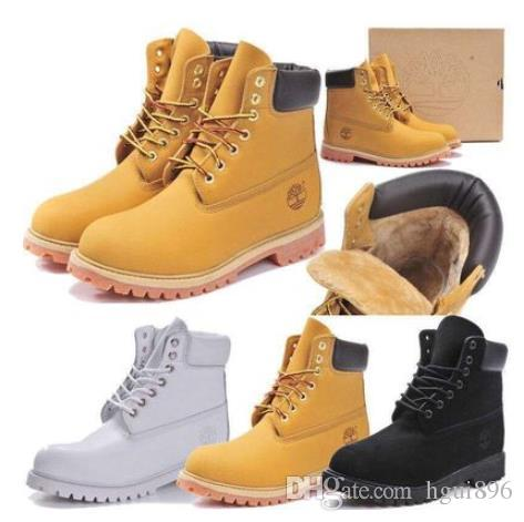 7f7bc8d8 Compre TIMBERLAND Zapatos Marca Botas Mujer Hombre Diseñador Deportes  Zapatillas De Deporte De Invierno Casual Entrenadores Hombres Mujeres Lujo  Botas ACE ...