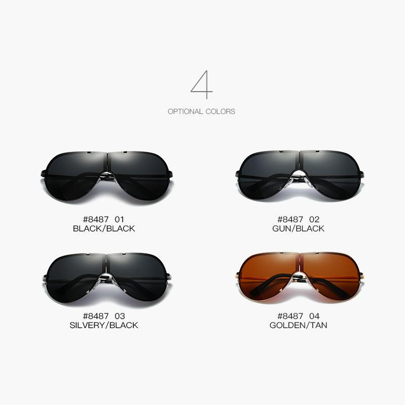 011ba5ce82 VCKA New Sun Glasses Women Men Folding Sunglasses Rimless Polarized Hd  Vision Driving Polarized Foldable Big Box Eyewear Online with  25.95 Piece  on ...