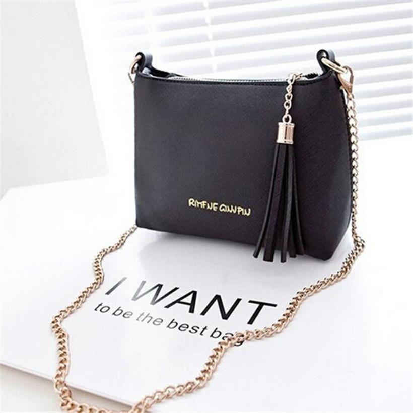 Mini Small Shell Bag Candy Chain Women S Leather Messenger Bags Designer  Bag Famous Brand High Quality Women Bags 2019 Tassel Handbags Wholesale  Purses For ... 3f2fbd2c602e6