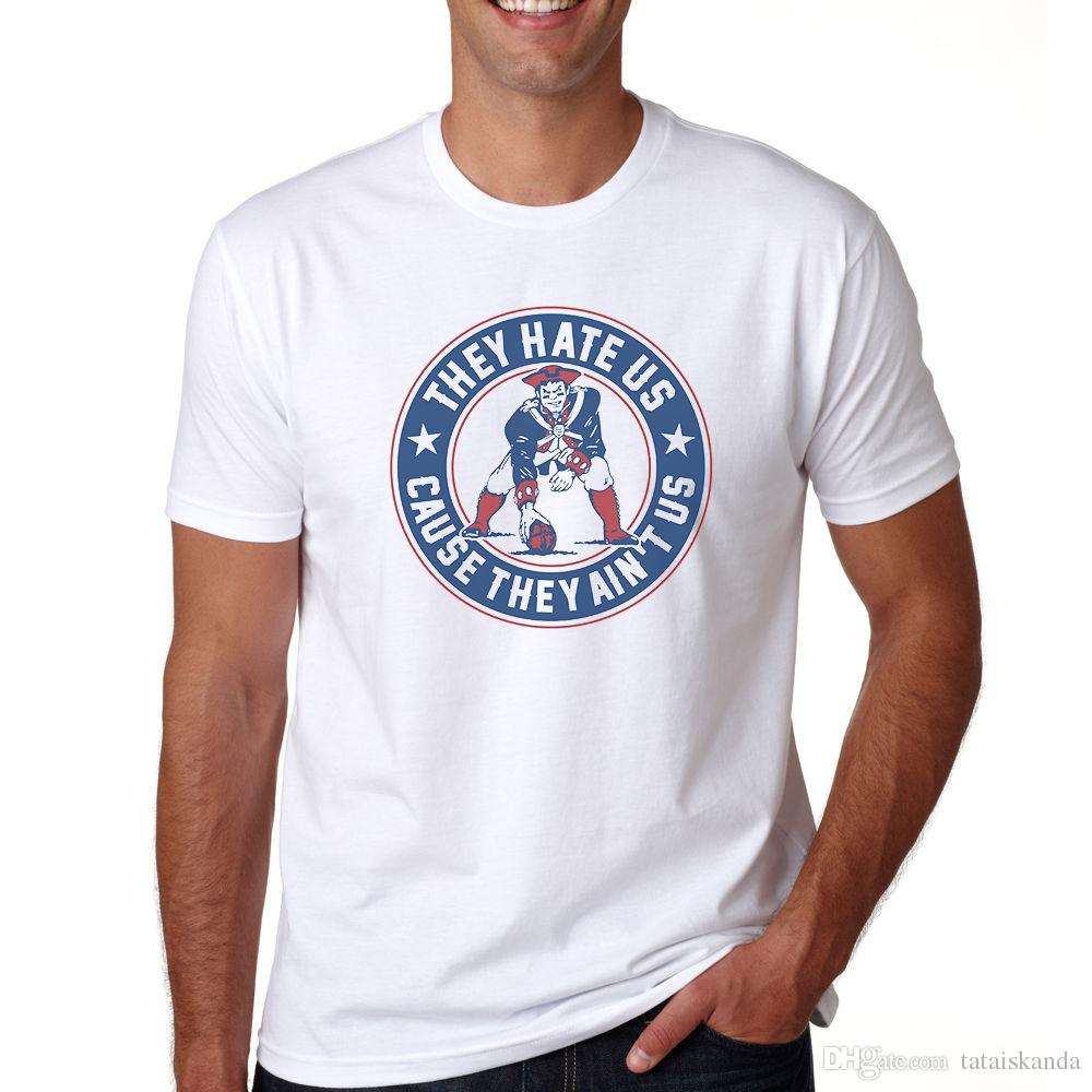 c9d8092f The New England Patriots football team tee rugby sports S M L XL 2XL 3XL  t-shirt