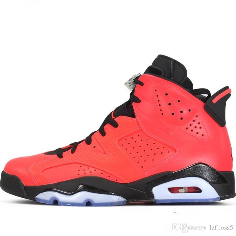 4b58a5f06e3 2019 2019 High Quality 6 6s Black Infrared 3M Reflect Carmine UNC  Basketball Shoes Men Toro Hare Oreo Maroon Tinker Low Chrome Sneakers  Lzfboss5 From ...