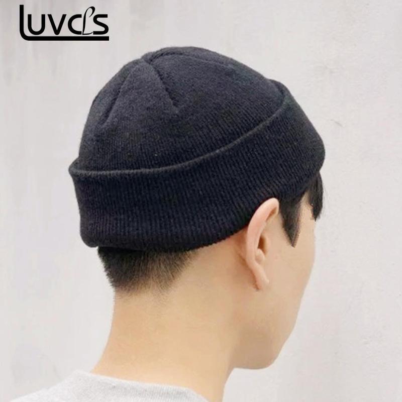 baab72bc46e LUVCLS Winter Hats For Men Newsboy Caps Men Warm Tweed Octagonal Hat ...