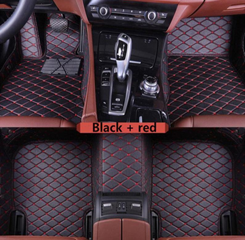 Car Mats For Volvo Xc90 2015 2019 Anti Slip Environmentally Friendly Tasteless Non Toxic Mat