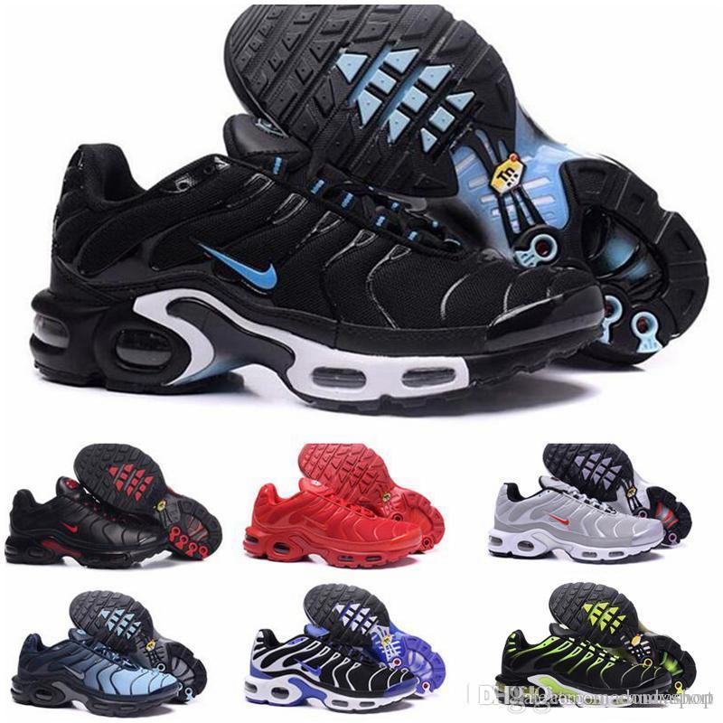 Männer Belüftung Schuhe nike Trainer schwarz vapormax Mode blau air TN olivrot max Off Utility lässige white Flyknit Plus erhöhte tns plus Sneakers wkOTPXuZil