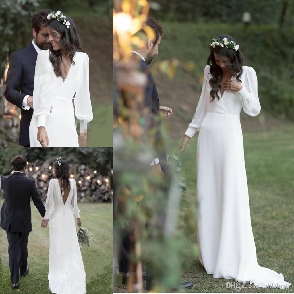 c42724bb1a Cheap Little Girls Wearing Wedding Dresses Discount Deep Sweetheart Mermaid Wedding  Dress