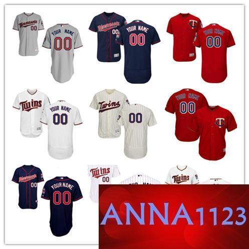 e366e33eb4e 2019 2016 Flexbase Custom Men'S Ma Twins Majestic Authentic Collection  Personalized Double Cool Base Stitched Baseball Jersey S 3XL From Anna1123,  ...