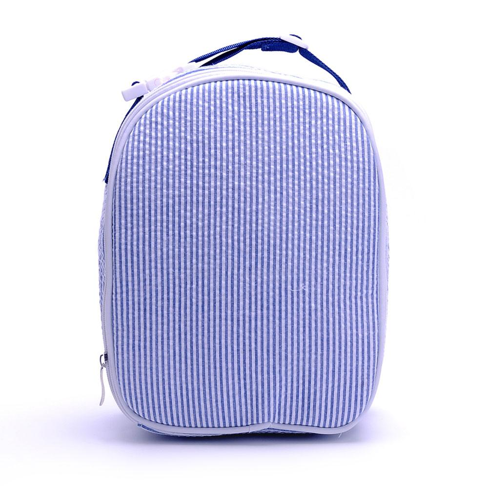 Women Lunch Bag Insulated Portable Ice Cases For School Work Picnic With Hand Made Keep Hot And Cold Can Be Embroidered