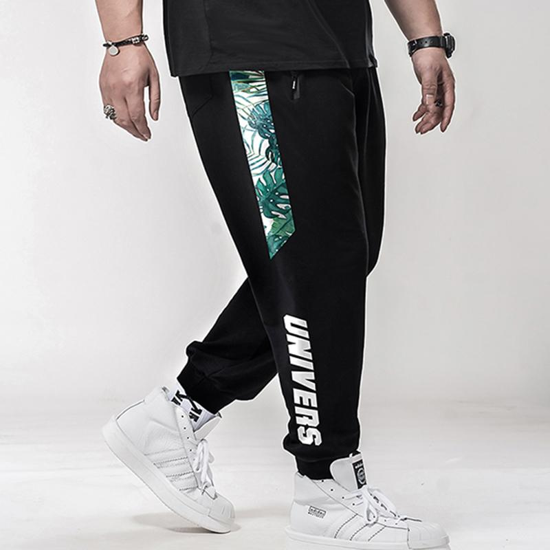 4b04e93d322 2019 Hot Sale Plus Size Big 2019 Men Fashion Printed Stretchy Trousers  Jogger Sweatpants Harem Casual Pants Relax Fit Male From Kennethy
