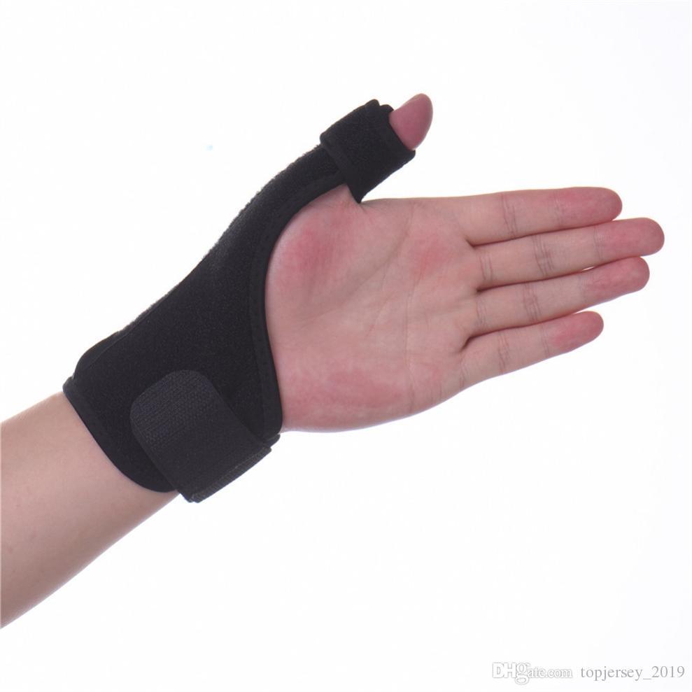 Medical Wrist Elastic Thumb Wrap Hand Palm Wrist Brace Splint Support  Arthritis Pain Sport Training Thumb Fitted Correction #19501