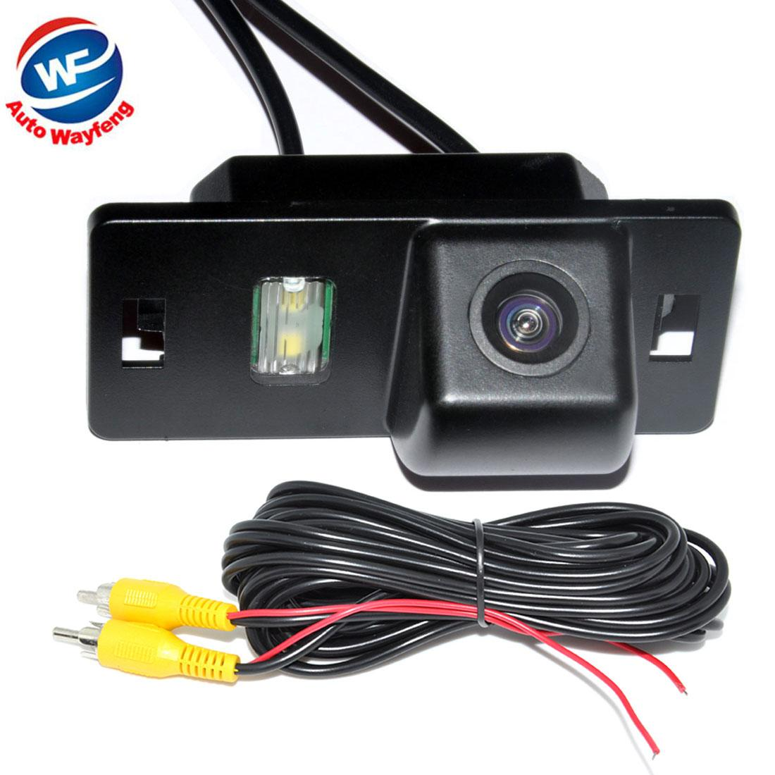 rearview backup Car Vehicle Rearview For udi A3/A4(6/B7/B8) /Q5/Q7/A8/S8 Backup Review Rear View Parking Reversing Camera