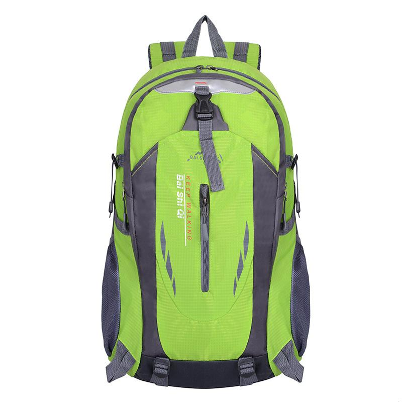 40L Outdoor Sports Climbing Mountaineering Backpack Camping Hiking Trekking Rucksack  Travel Waterproof Cover Bike Bags Online with  22.86 Piece on Cfgs s ... bde0a11961