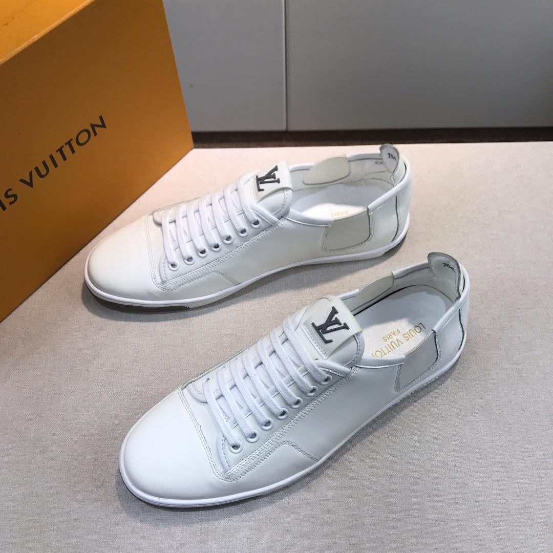 French new white ladies flat shoes outdoor ladies sports shoes leather fabric women s shoes original box packaging fast delivery