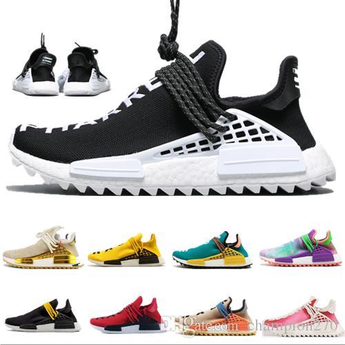 533d351a4e5c8 2019 New 36 47 NMD Human Race Trail Running Shoes Men Women Pharrell ...
