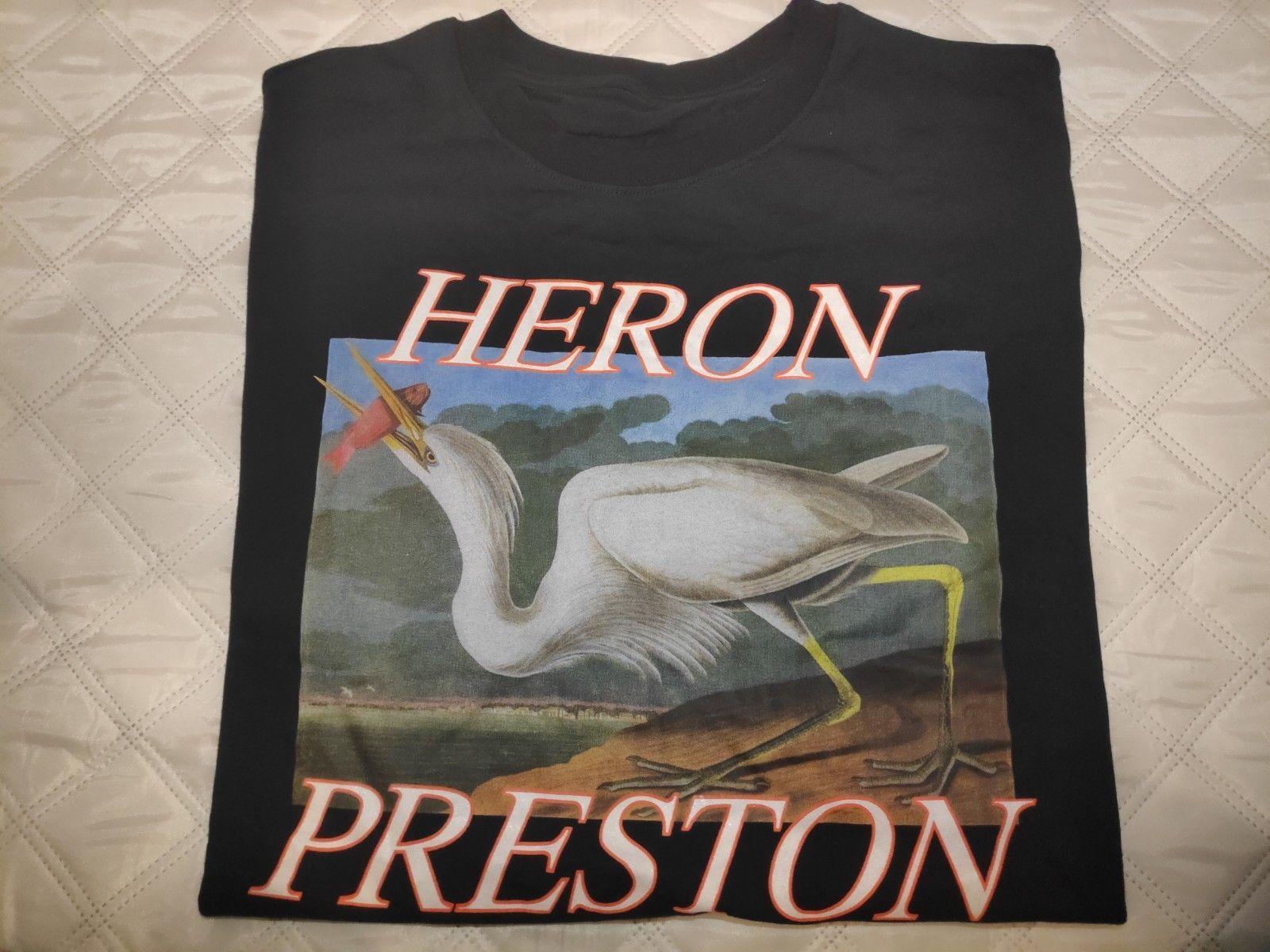 957de9c8 Heron Preston Crane Print T Shirt Dark Blue Medium Men Women Unisex Fashion  Tshirt Funny T Shirts Cheap As T Shirts From Customtshirt201806, $10.66|  DHgate.