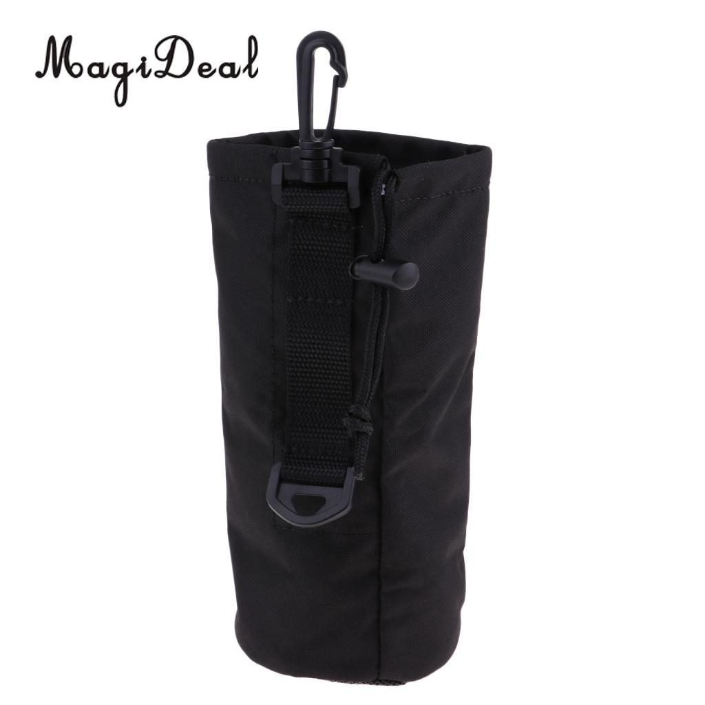 Borsa leggera portatile con coulisse per immersione subacquea Scuba diving Dive SMB Marker Buoy Safety Sausage Tube