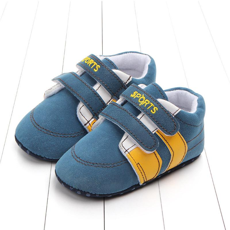 First Walkers Soft Soled Newborn Baby Shoes Girls Boy Non-slip Size 1 2 3 Baby Shoes Footwear for Autumn Spring Girl