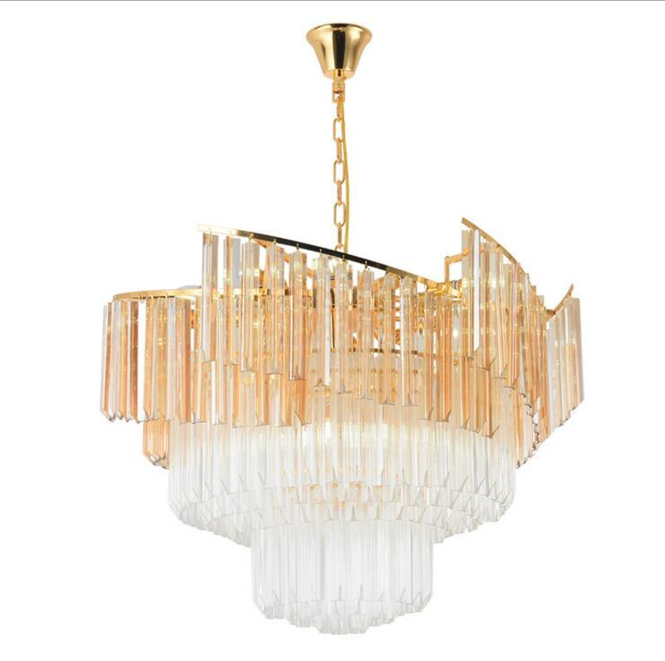 Ceiling Lights & Fans Lights & Lighting Led Postmodern Acrylic Chandelier Restaurant Light Living Room Bar Table Dining Table Iron Three Small Chandelier Buy Now