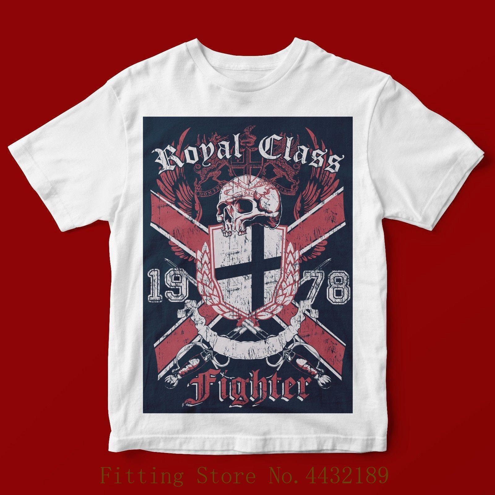 Royal Class T Shirt Unisex 1266 Tshirt Men Black Short Sleeve Cotton