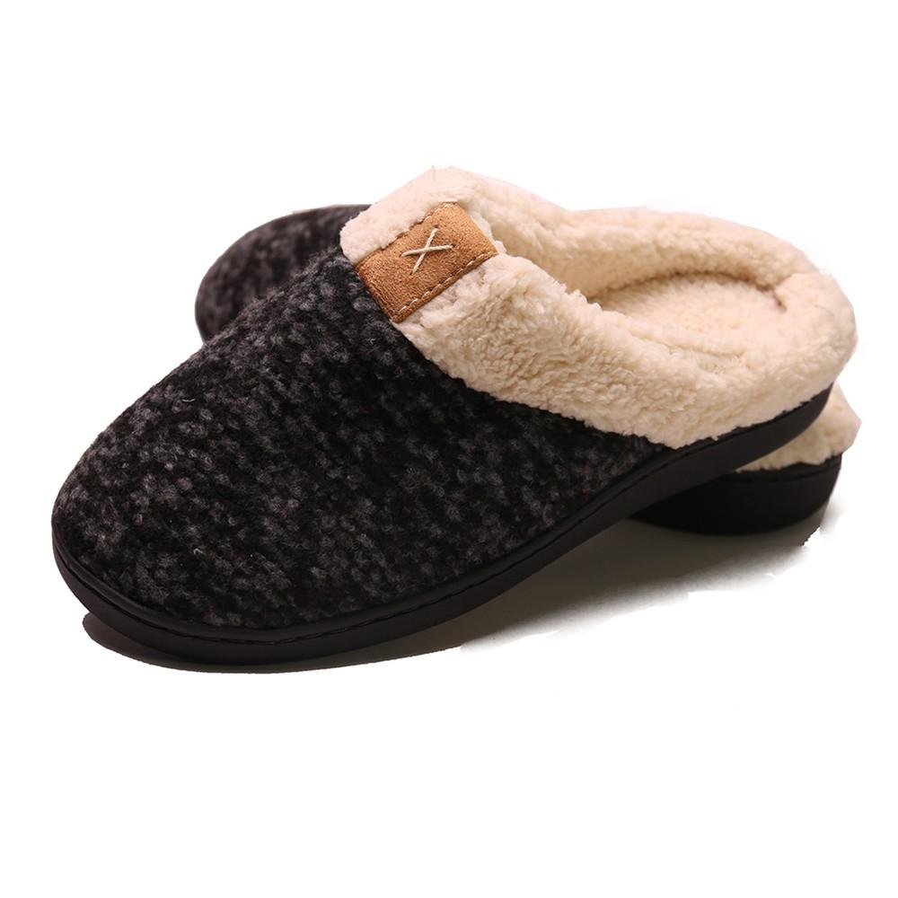d382b687bc5 2019 Xiniu Hot Sale Men Women Cozy Memory Foam Slippers House Shoes Indoor  Outdoor Anti Skid Shoes New Brand Design From Aldrichy