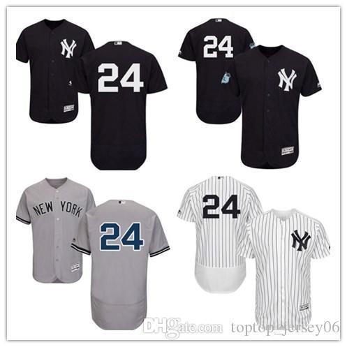 Compre 2018 New York Yankees Jerseys   24 Gary Sanchez Jerseys Hombres    MUJER   JOVEN e70a7226959