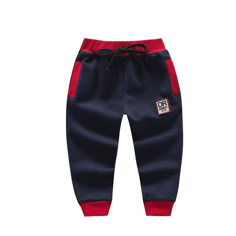 9b6517fc Baby Boy Sweatpants Elastic Waist Boys Pants 2019 Kabeier Kids Sports  Trousers Preschool Harem Pants Children Autumn Spring Pull On Corduroy Pants  For Boys ...