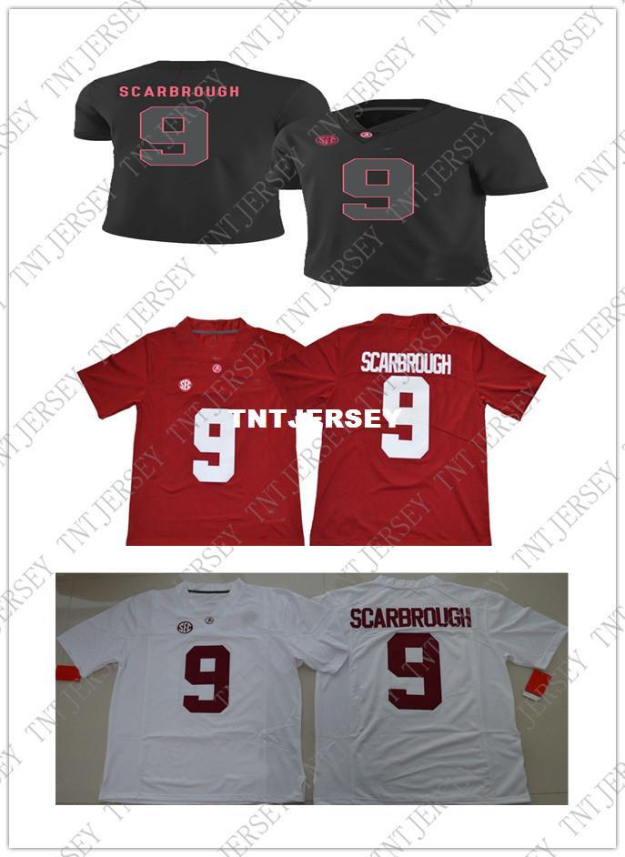 quality design 552bf bd5f7 Cheap wholesale Men's Alabama Crimson Tide Bo Scarbrough College Football  Jerseys Stitched high quality