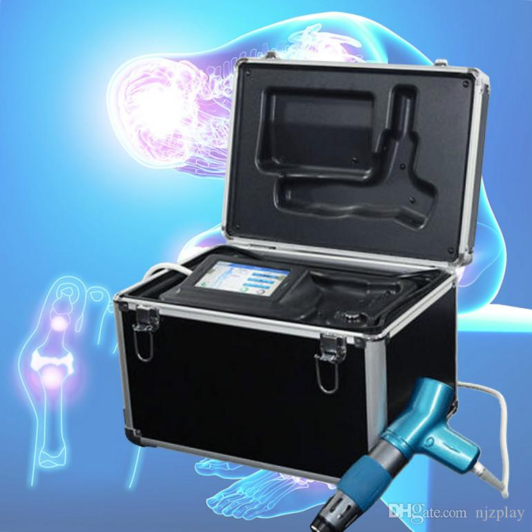 2019 Updated Version !!! Physical Pain Therapy System Shock wave Machine For Pain Relief Reliever With 2000,000 shots