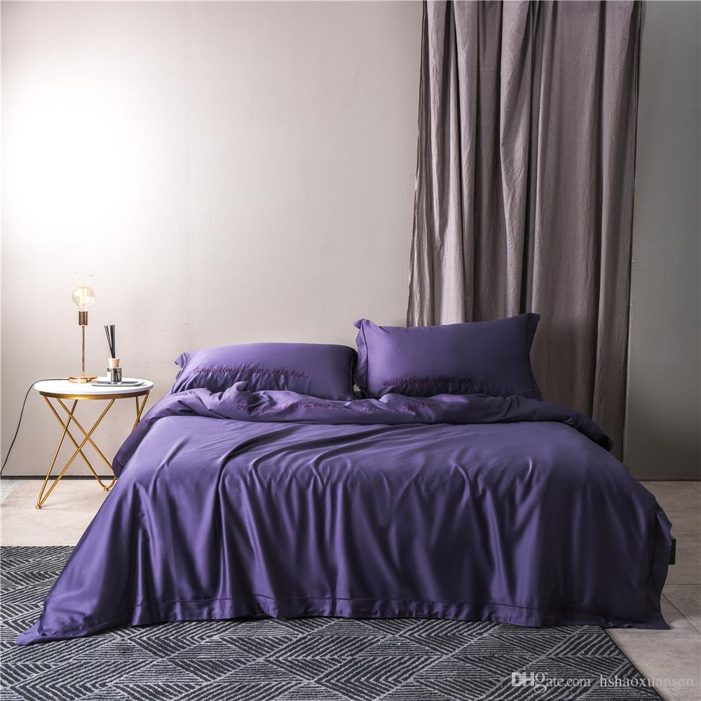 Egyptian Cotton Sheet Set By Street Price 400 Thread Count king, Navy Blue