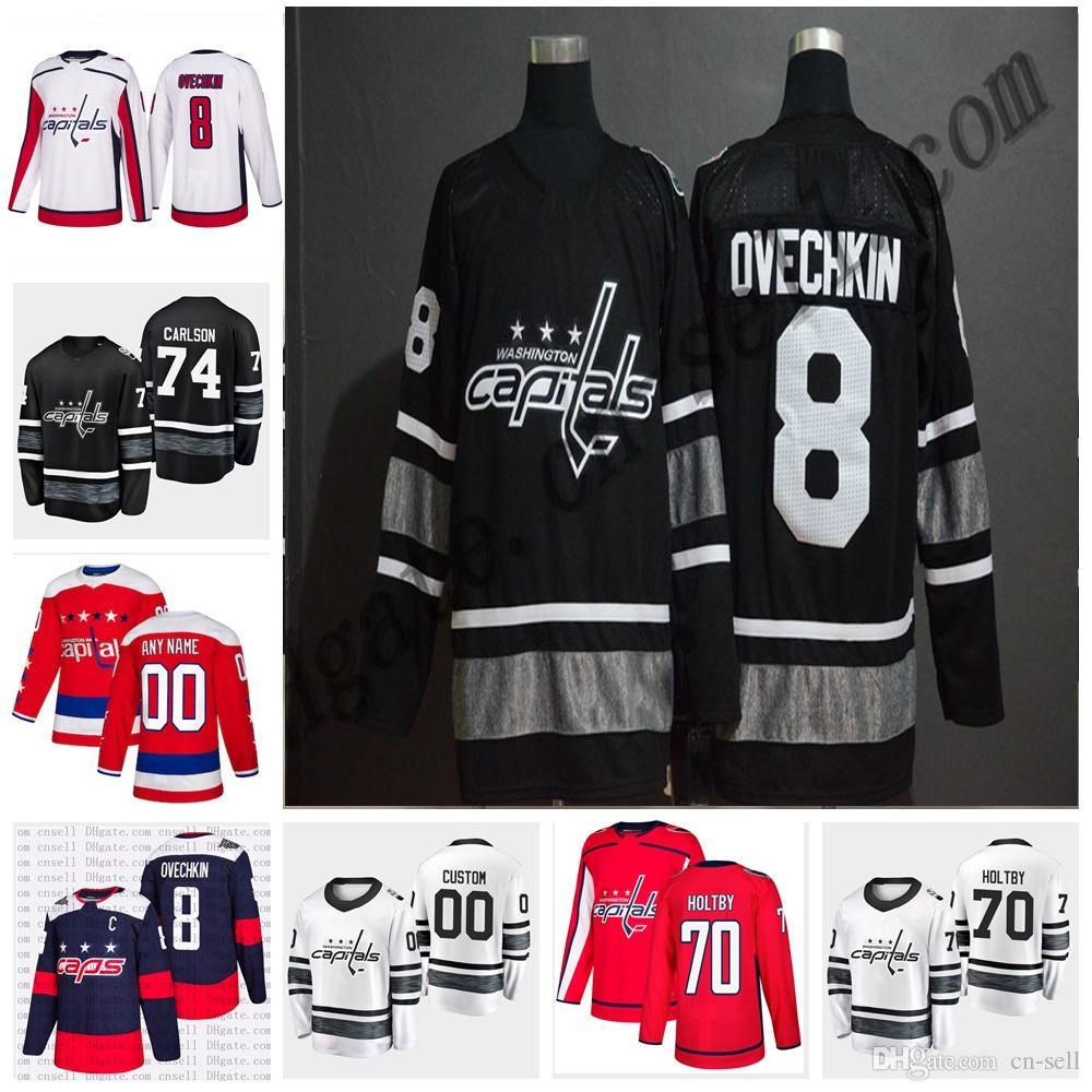 0b9c3390956 2019 All Star Game 8 Ovechkin 77 92 19 Backstrom 43 Wilson Braden ...