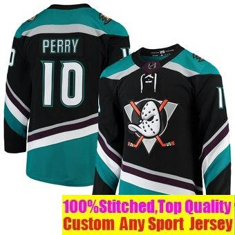 7b8ee4b9e 2019 Anaheim Ducks NHL Hockey Jerseys Ryan Getzlaf John Gibson Brandon  Montour Corey Perry Ondrej Kase Custom Vintage Hockey Jerseys Cheap Shirts  From Vip33 ...