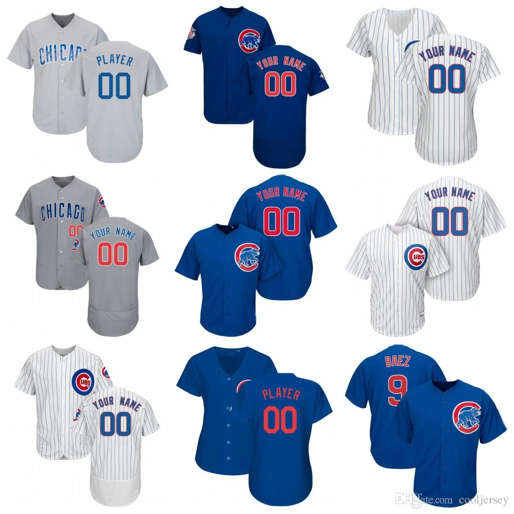 801cae1ea39 Cubs Jersey Kris Bryant Javier Baez Chicago Anthony Rizzo Kyle Schwarber  Willson Contreras Sammy Sosa David Bote Jon Lester Derrek Lee Grace  Australia 2019 ...