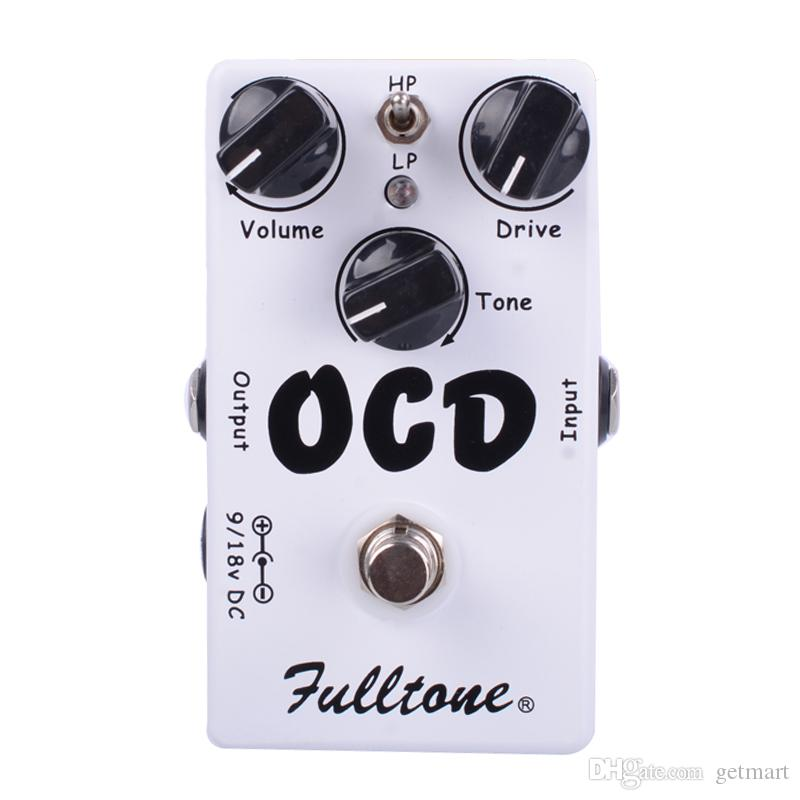 CLONE OCD Obsessive Compulsive Drive Overdrive/Distortion Guitar Effect Pedal Two mode selection (HI/LOW) And True Bypass Free Shipping
