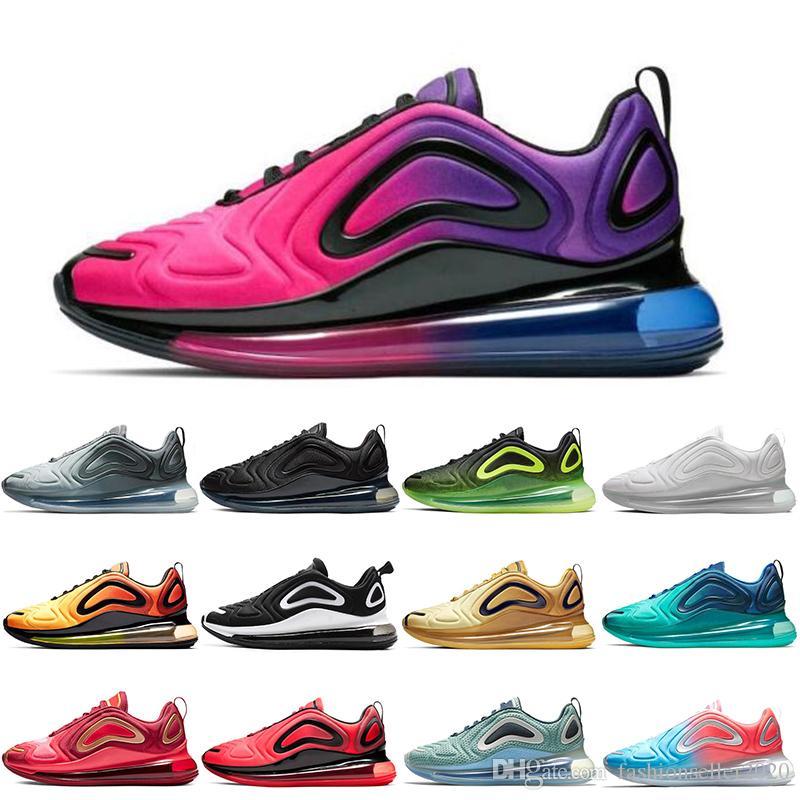 Nike air max 720 2019 Zapatos Zapatillas de deporte Zapatillas de running Zapatillas Futuro Serie Júpiter Cabina Venus Panda cabina zapatos casuales