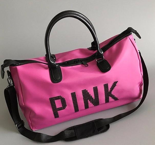 2601f03993ef Luxury Handbags Sport Bags for Women Pink Letter Big Capacity Travel Bag  Waterproof Beach Bags on Shoulder for Business Hot Sport Bags Travel Bag  Beach Bags ...