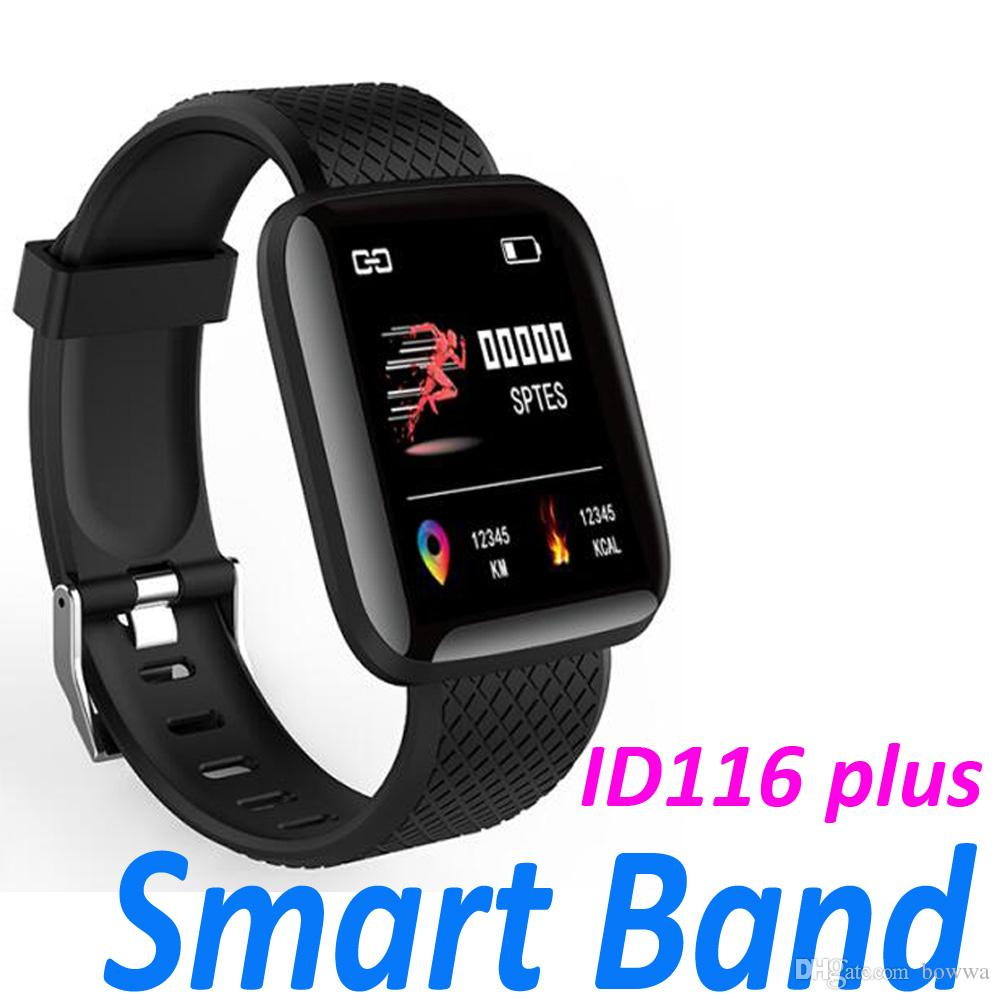 116 plus smart watch features