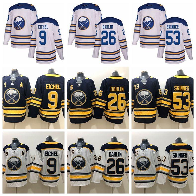 2018 Winter Classic Buffalo Sabres Hockey Jerseys Mens Custom 9 Jack ... 23abae432