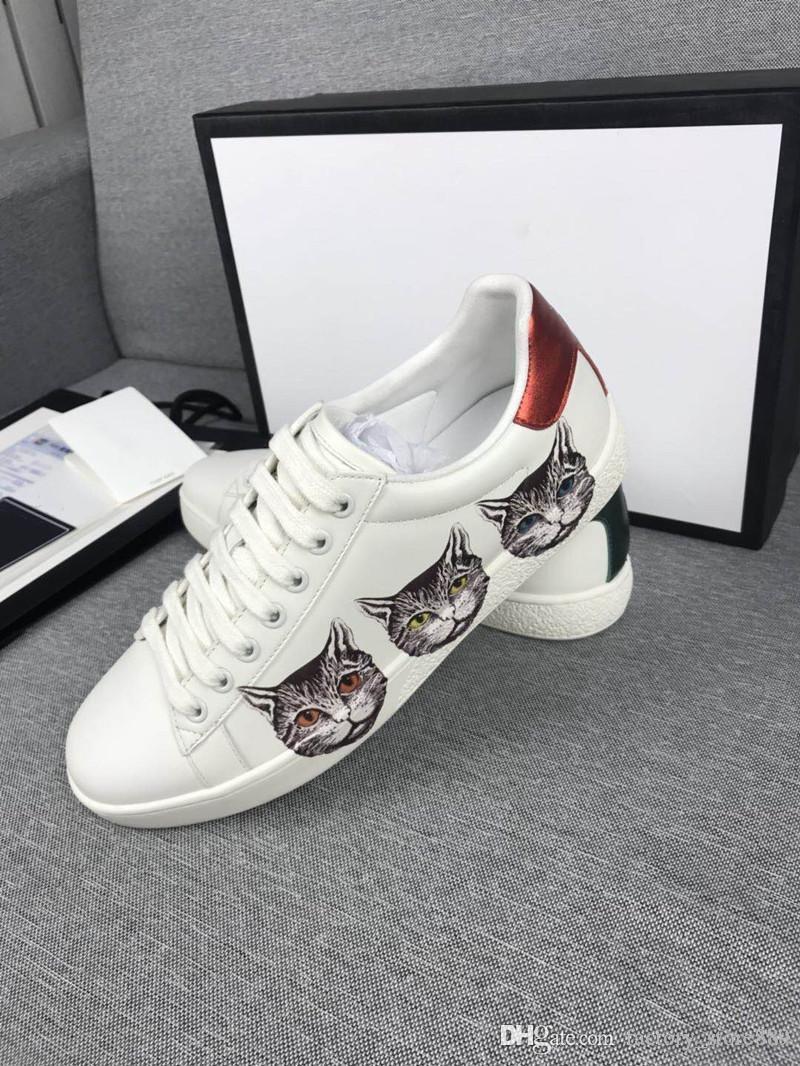Women'S Ace Sneaker With Mystic Cat