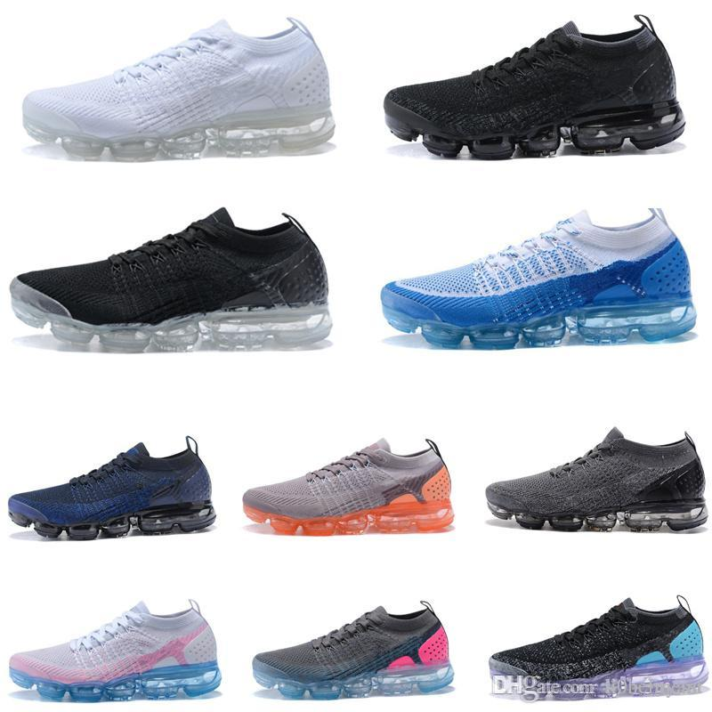 Sports & Casual Oreo 2.0 2019 Mens sneaker Black Hot Punch Dusty Cactus Women outdoor sports trainer tennis shoes .145