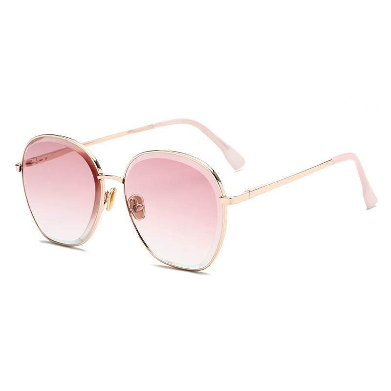 Classic Vintage Round Sunglasses Women Retro Cool Sunglasses Female Fashion Gradient Color Cat eyes Sun Glasses Color UV400