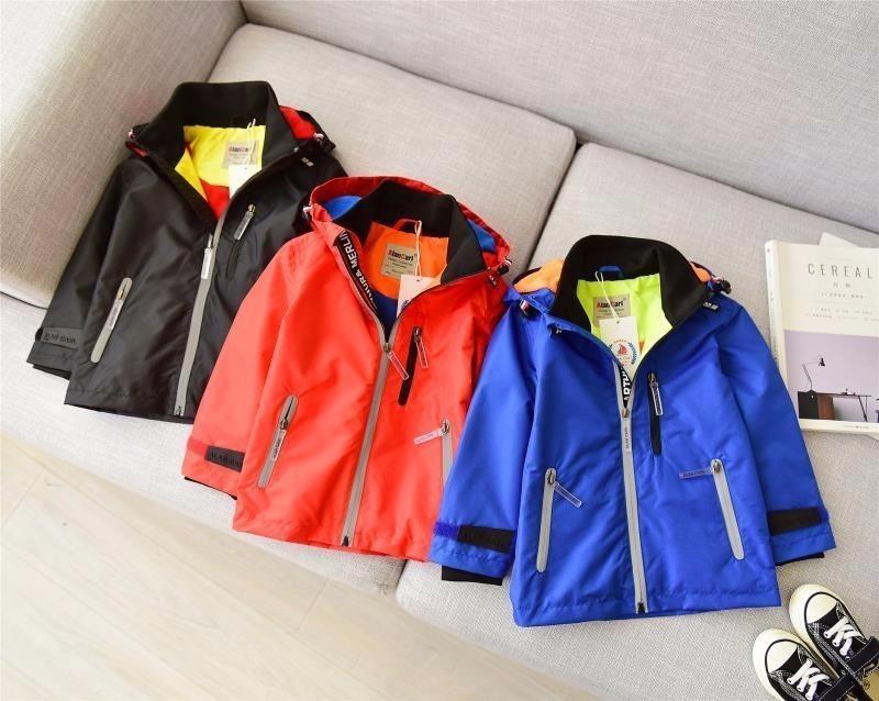 a7ec79719220 Kids Coats Catamite Windbreaker Loose Boys Coat Charge Clothes ...