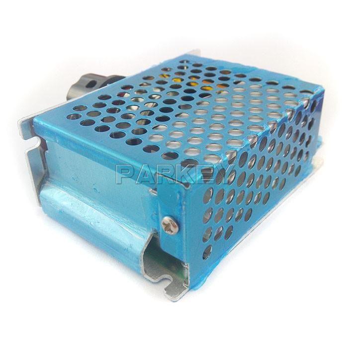 4000W AC 0-220V SCR Electronic Thyristor Power Regulator Motor Speed Controller Dimmer Temperature Controls #200455