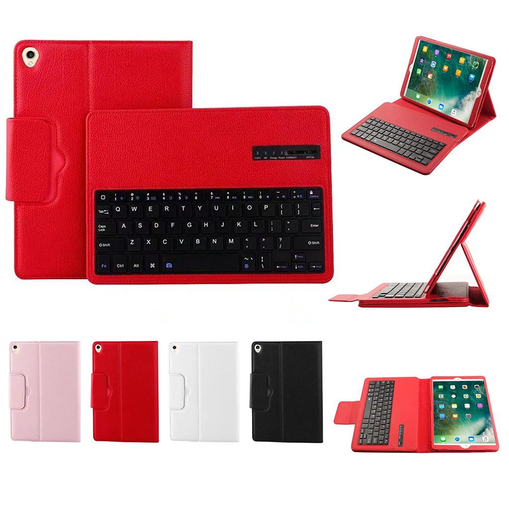 ZELOTES Tablet Bluetooth Keyboard For Ipad Pro 10.5Inch Slim Shell Stand Case Wireless Bluetooth Keyboard Cover Drop Ship NO1
