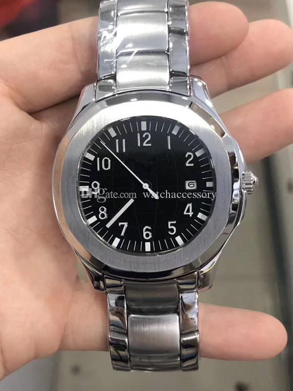 ea500fd75e1b Compre 2019 Nueva Moda AAA Marca De Lujo Reloj Mecánico Para Hombre Reloj  Automático De Movimiento Relojes Soprts De Acero Inoxidable Moda A  74.12  Del ...