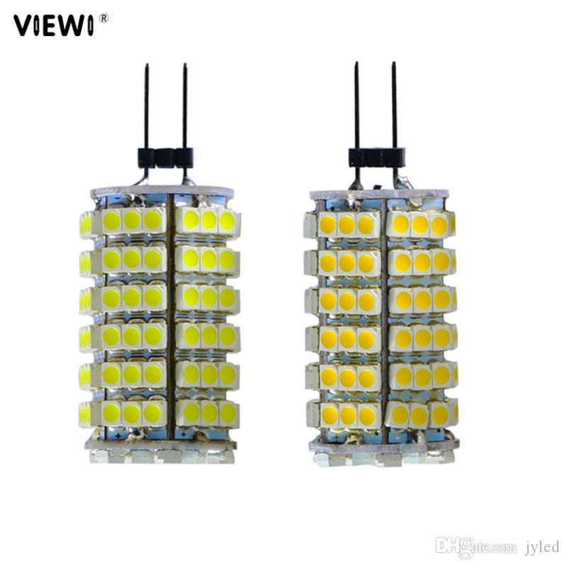 Ampoule Led Bulb 12v G4 Spotlight Super 5w 3528 120leds Chip 12 Volt Chandelier Light High Quality Lighting Replace Halogen Lamp