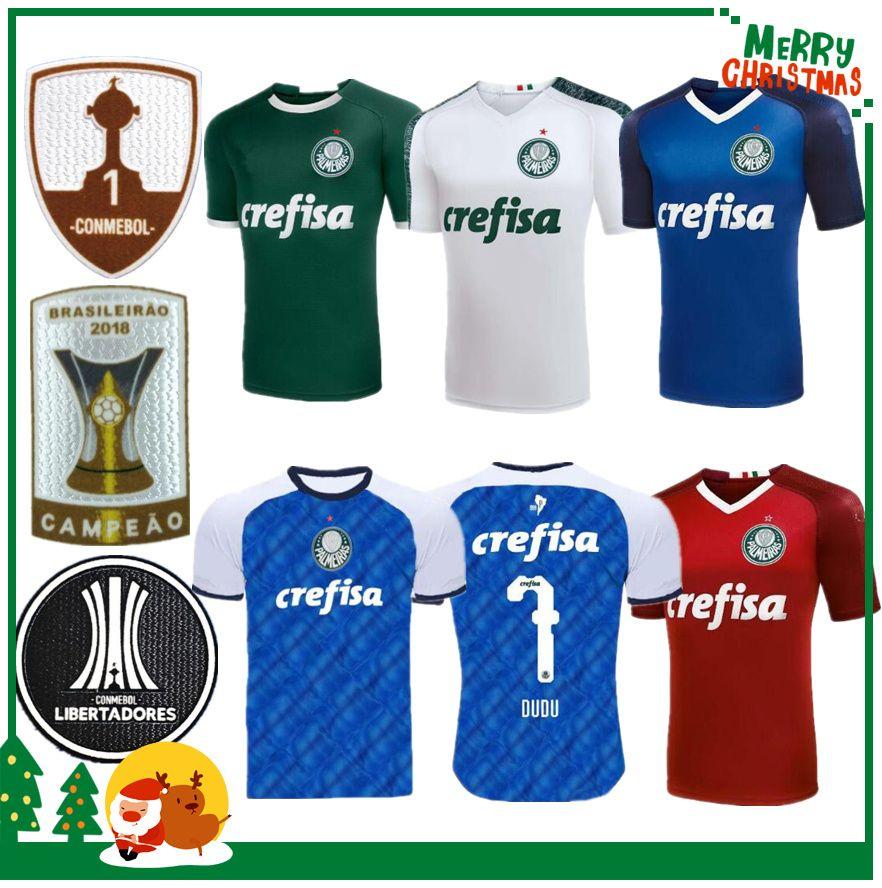 d28c7479856 2019 2019 Palmeiras SOCCER JERSEY Brazil HOME GREEN DUDO G.JESUS ALECSANDRO  Palmeiras JERSEYS ALLIONE CLEITON 19 20 Brasil Woman Football Shirt From ...