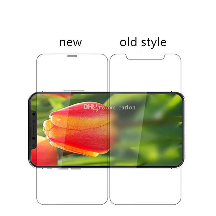 Para iPhone 12 Pro Tela Max vidro temperado Protector para Samsung Galaxy A51 A71 A21s 11 XR XS MAX X 8 7 Plus Edition Film 9H Anti estilhaçar