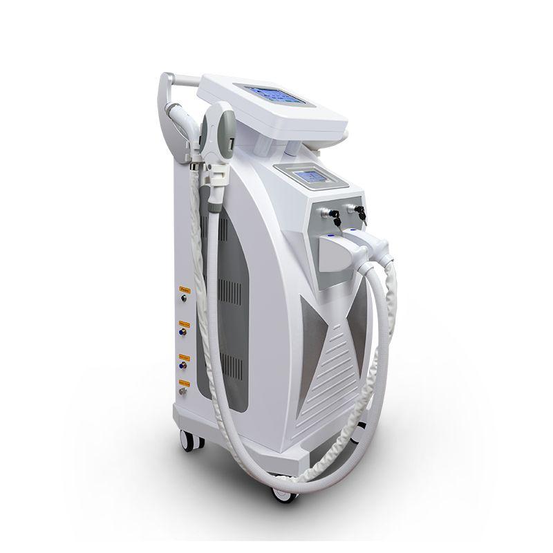 4 em 1 ipl remoção do cabelo elight ipl rf máquina ipl rejuvenescimento da pele máquina de remoção de tatuagem a laser equipamentos