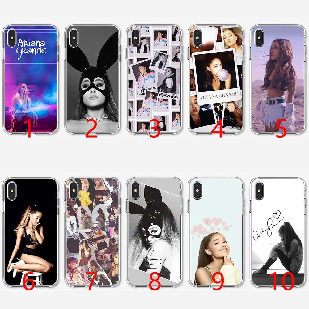 Handy Hüllen Kaufen Ariana Grande Weiche Tpu Schutzhülle Aus Silikon