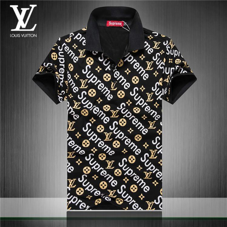 15a30ced8f03c0 Fashion Man New Pattern Men s Wear Wind Printing Short Sleeve Lapel ...